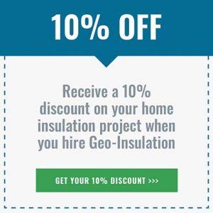 Geo-Insulation LLC 10% OFF Coupon