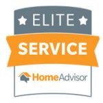 HomeAdvisor Elite Service Logo